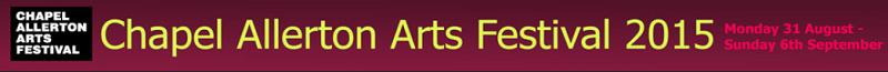 Chapel Allerton Arts Festival 2015
