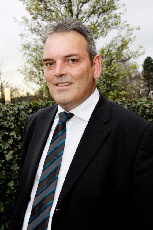 Mark Carriline, Head of Children's Services, Bury Council