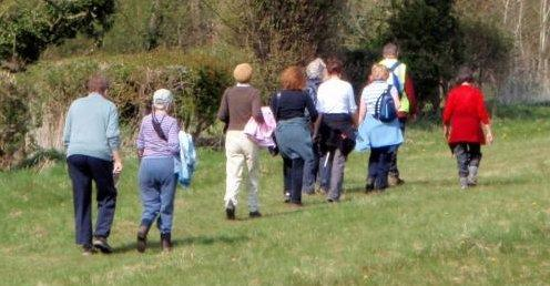 Broxbourne's Health Walks