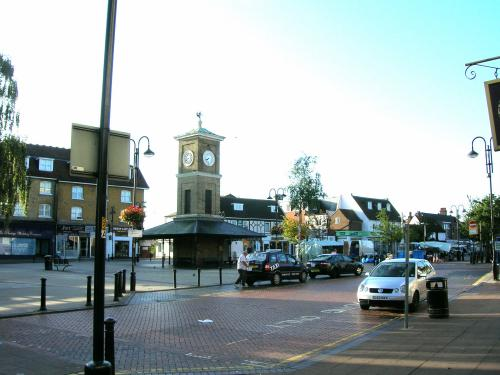 Hoddesdon Clock Tower