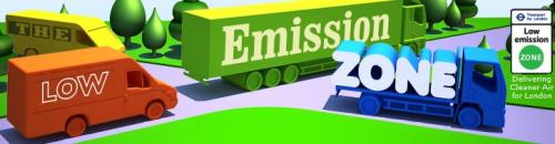 Transport for London - Low Emission Zone