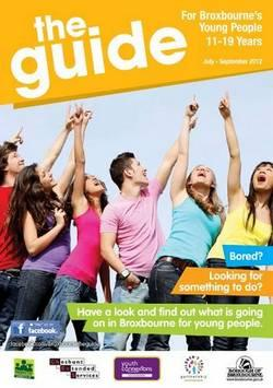 "Broxbourne's ""The Guide"" July-Sept 2012"