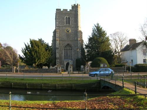 St. Augustine's Church, Broxbourne