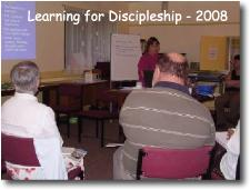 Learning for Discipleship - AboutMyArea- BH15