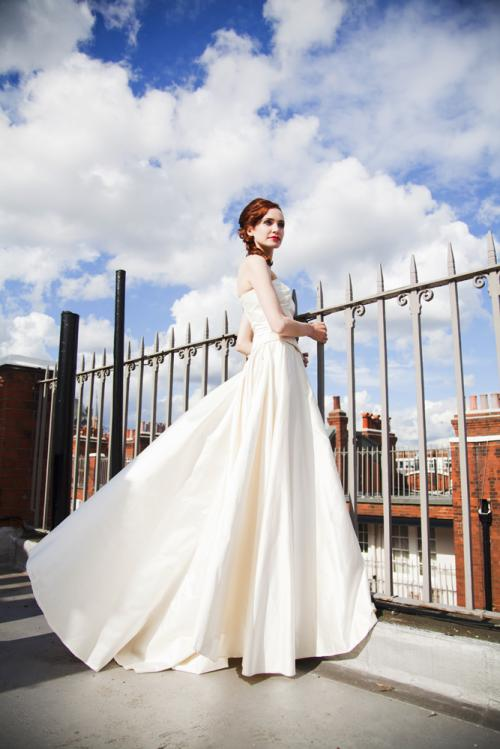 Eco-bridal designers, House of Tammam will be at the Green House' Alternative Wedding Fayre