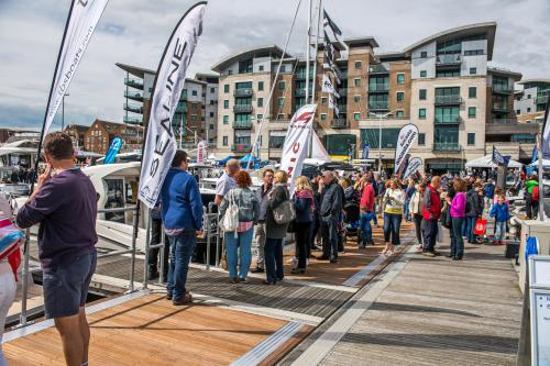 New prestigious sponsor for Poole Harbour Boat Show