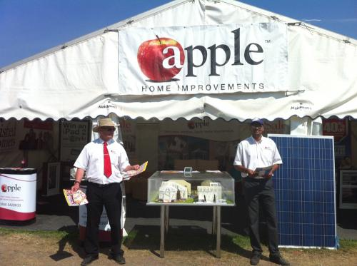 Apple Home Improvements at the New Forest Show