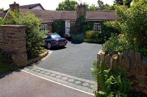 Apple Home Improvements new product range of Marshall driveways