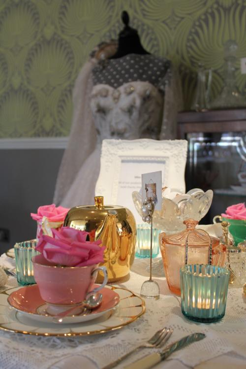 Miss Dolly's Tea Parties at the Alternative Wedding Fayre