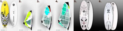 2012 Windsurfing Equipment Lessons and Rental