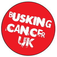 Busking for Cancer logo