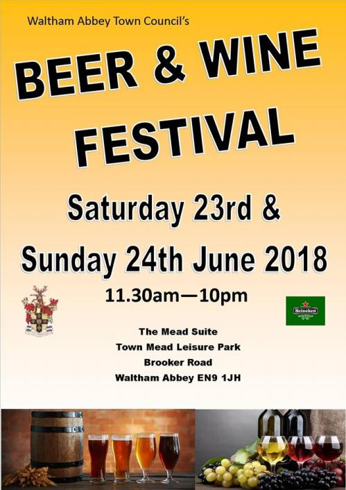 Town Mead Beer & Wine Festival