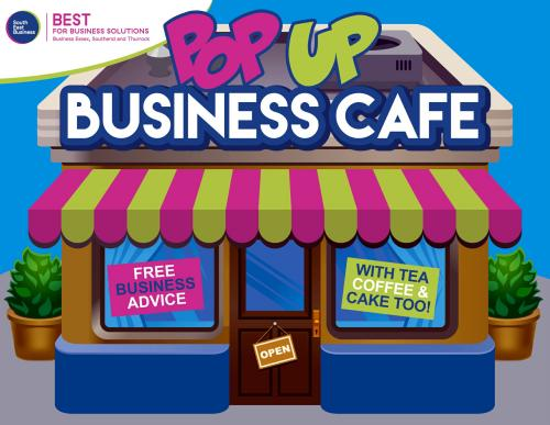 Epping Forest Pop Up Business Cafe image