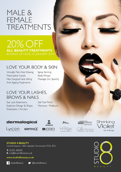 News portsmouth news and information portsmouth for Beauty salon xmas offers