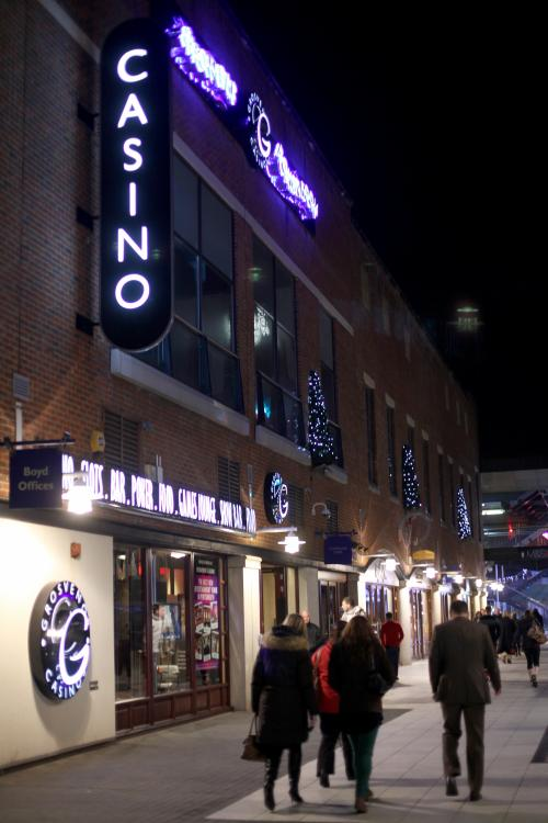 grosvenor casino gunwharf quays