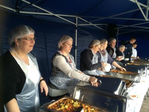 Portsmouth Food Banks Homeless