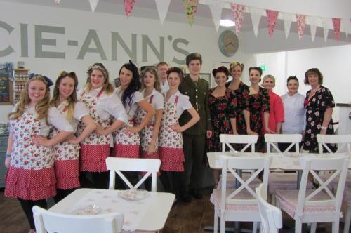 Gracie Ann S Tea Rooms Port Solent