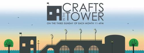 Crafts in the Tower logo