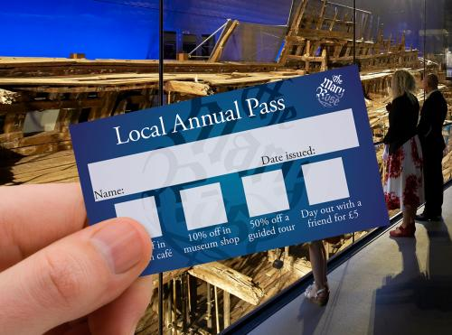 Get a £10 Local Annual Pass if you live in ANY PO postcode until 14 Feb 2020