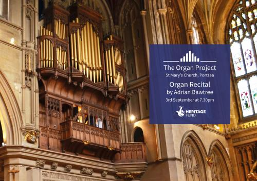 Organ Recital at St Mary's Portsea
