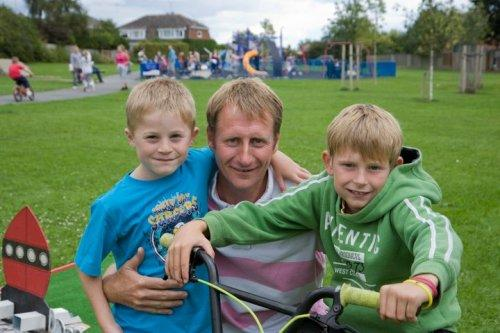 West Vale Park Play Day