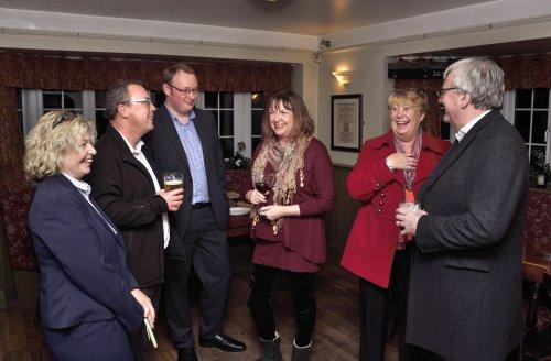 Neston Christmas Business Event and Awards