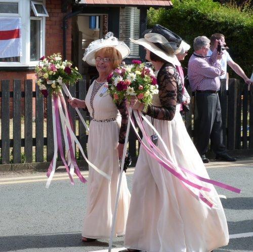 Neston Ladies Club Day 2014