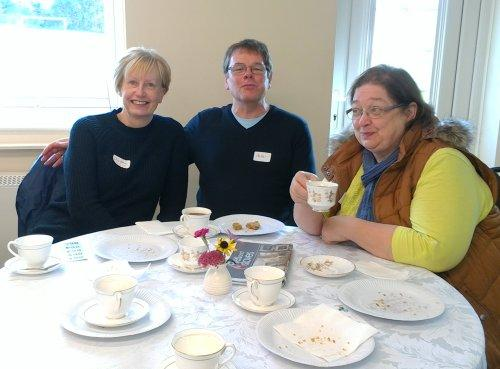 Ness Neighbours' Coffee Morning for Macmillan