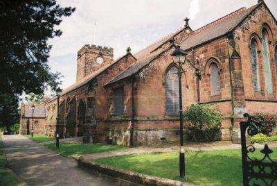 Neston Parish Church