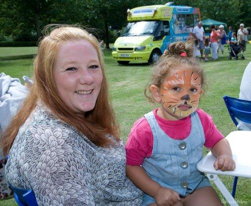 Stanney Fields Park Fun Day 2014