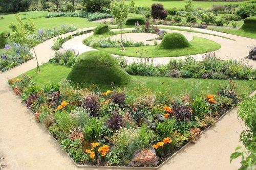 Making Waves - a garden to celebrate 50 years of the Friends of Ness Gardens