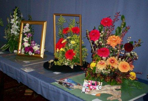 Willaston Horticultural Society Show 2010