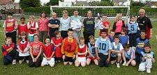 Neston Primary School football match