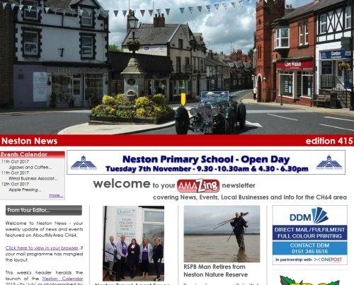 Neston News - Wednesday 11 October 2017