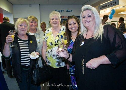 Neston Ladies Day Heritage Project Exhibition Launch