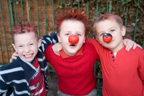 Comic Relief in Neston 2011