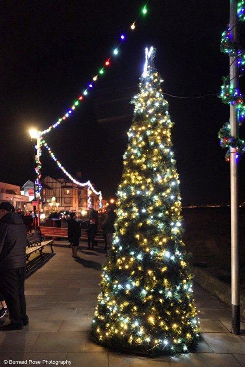 Christmas Comes to Parkgate