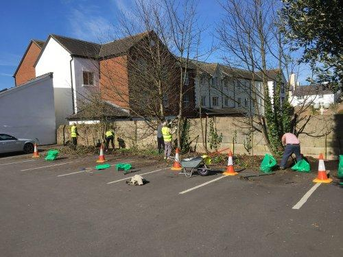 Second Spring Clean in Parkgate