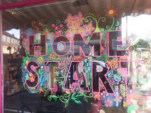 Homestart Shop in Claughton