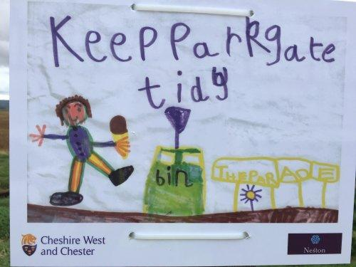 Parkgate Primary School's posters