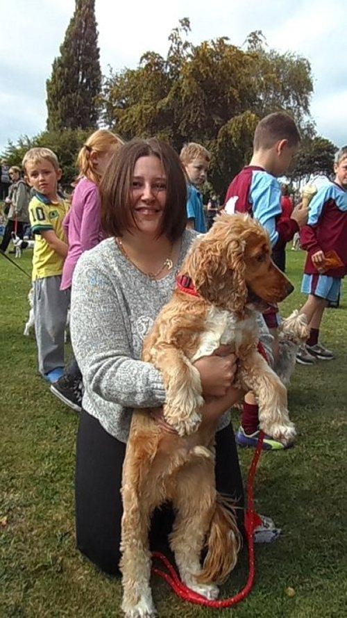 Fun Dog Show at Stanney Fields Park 2014
