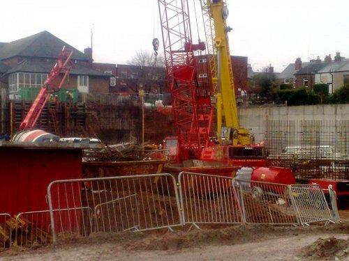 Neston Town Centre Redevelopment