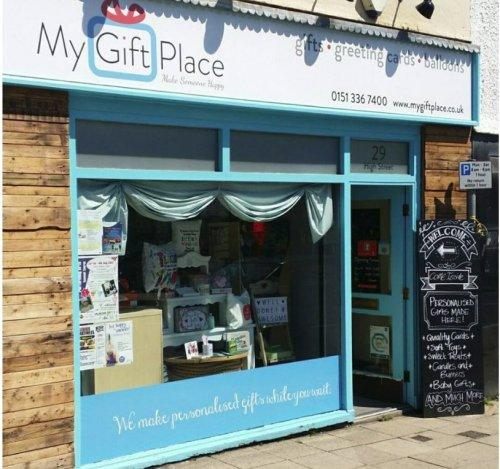 My Gift Place, Neston