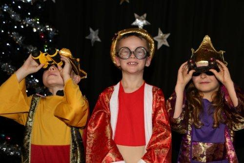 It's Nativity Party Time at Neston Primary School