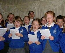 Parkgate Primary - choir