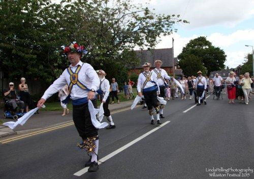 Willaston Village Festival 2015. Copyright Linda Pelling