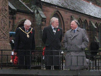 Neston Remembrance Sunday Parade
