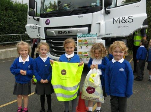 Neston Primary Children Have Been Out and About This Term