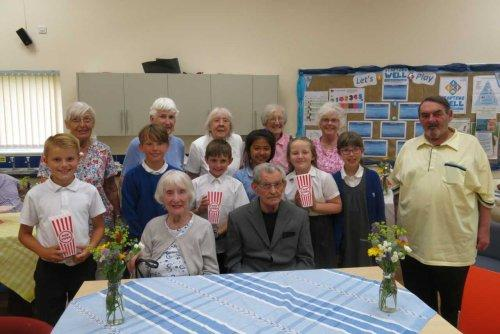 Neston Angels Bring Generations Together