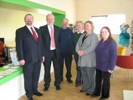 Andrew Miller MP visits Neston Community & Youth Centre
